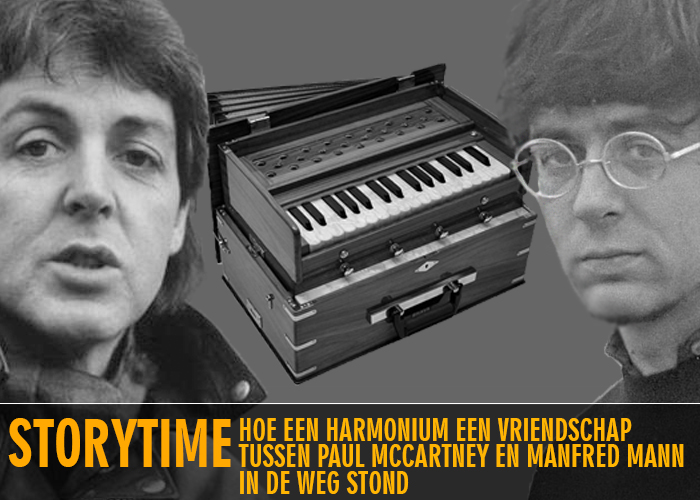 Manfred Mann, Paul McCartney & de harmonium | Podium Victorie